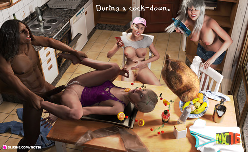 Cockdown Thanksgiving