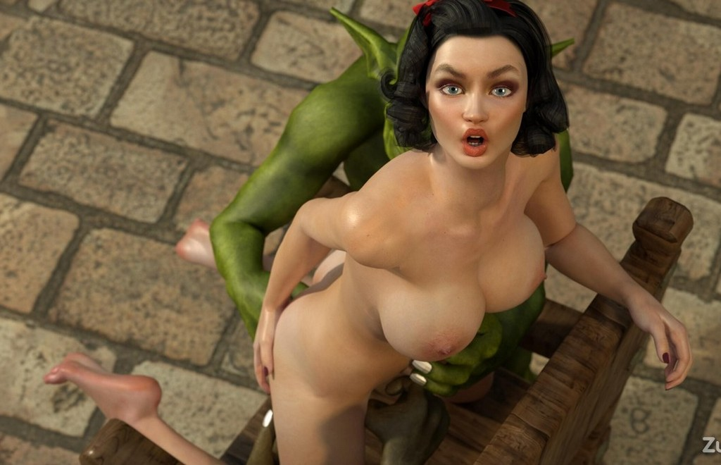 Snow White and Seven Goblins