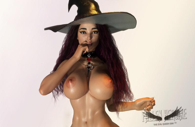 The Fallen Heroine - Belinda the Witch