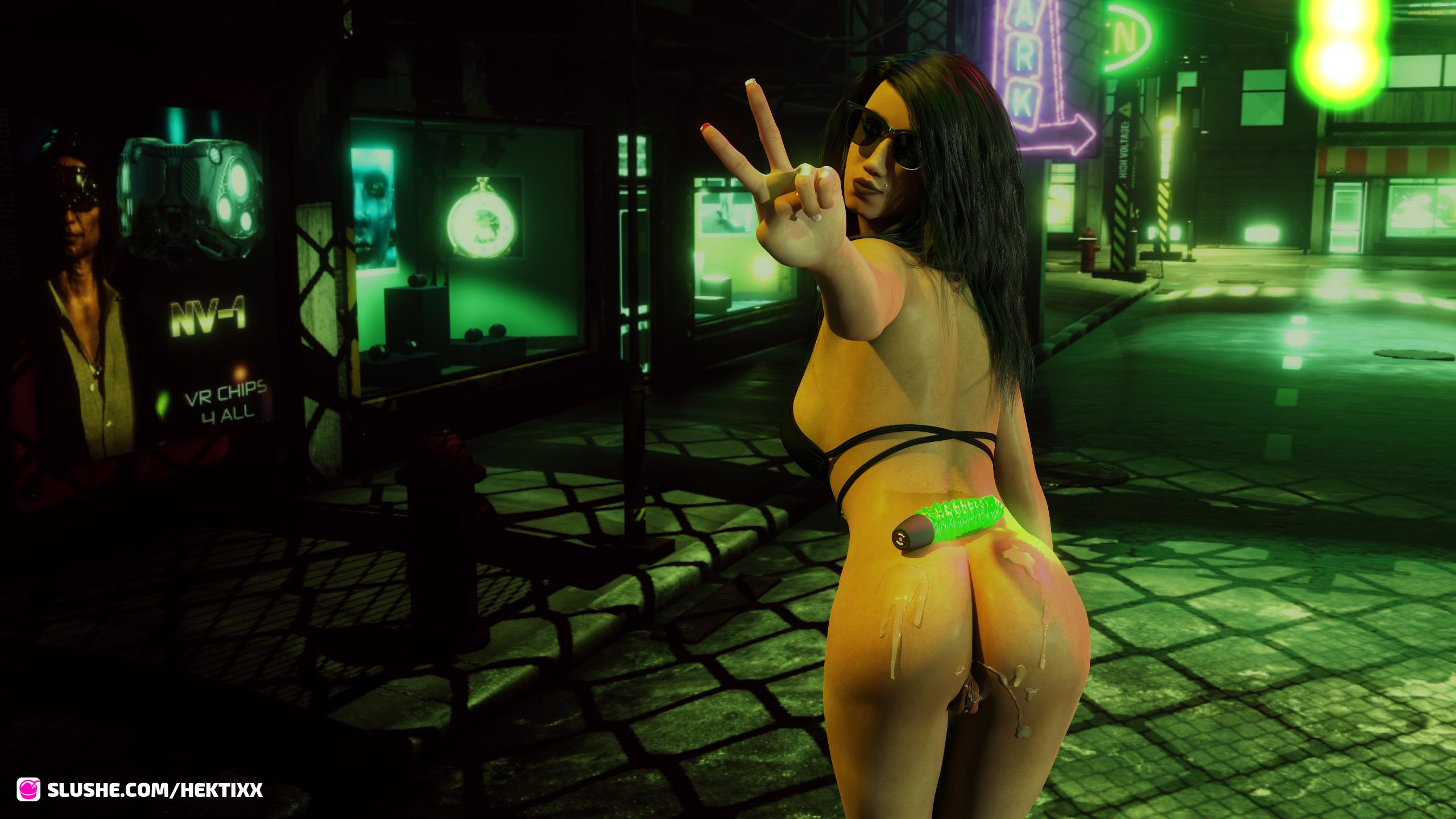 In the Cyberstreet