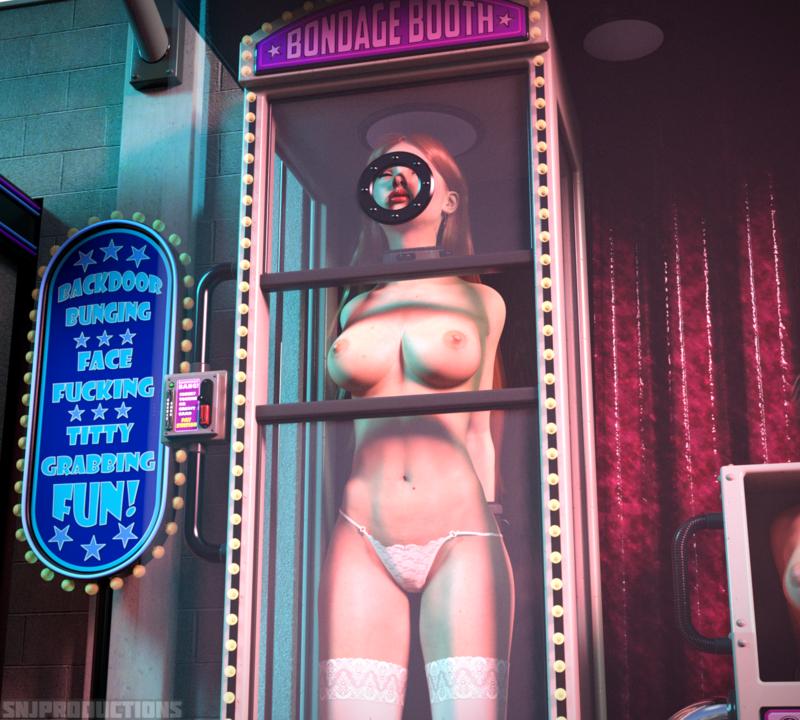 {3 Image Set} Bondage Night At SNJGIrls - Who would you choose? Alisha or Alice?