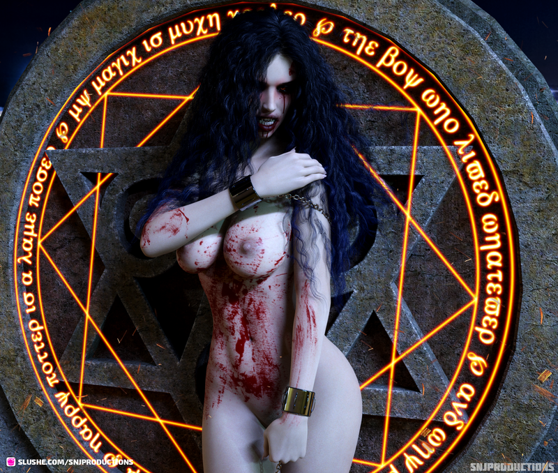Lilith Is Chained Up... But For How Long?