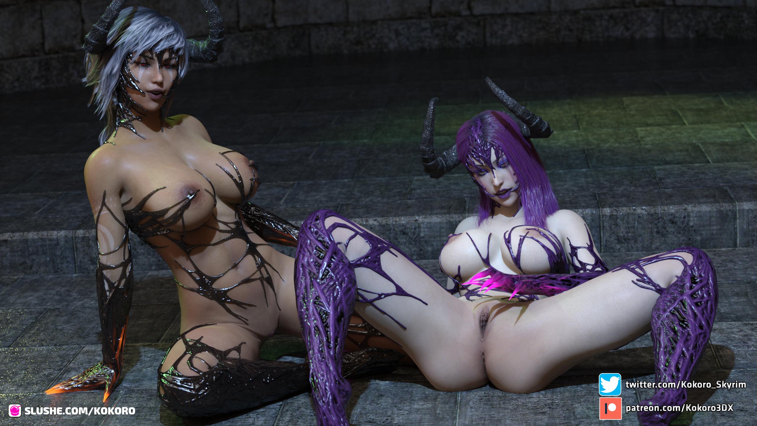 Demon sisters