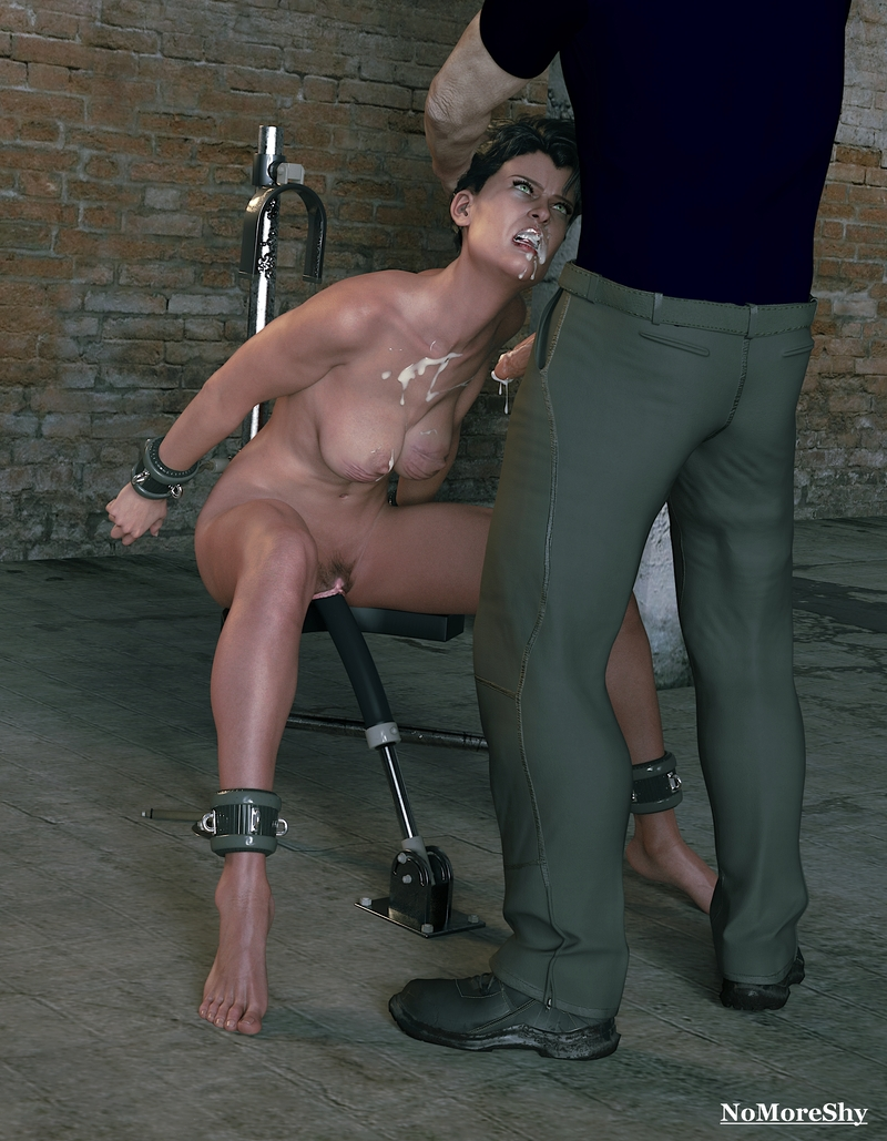 Captive #01. - Humiliated.
