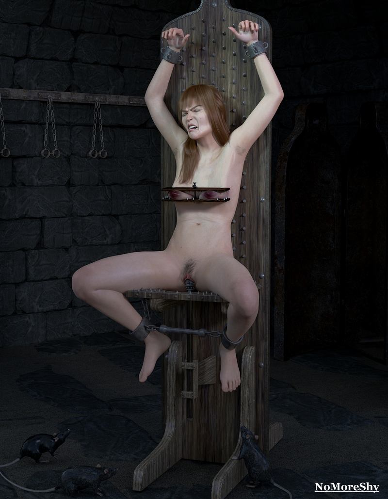 Dungeon Captive #01.
