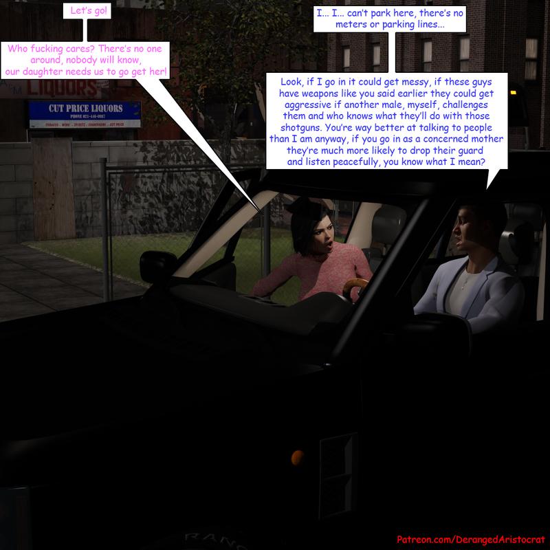 Rapper's Bangbus: Pages 11 - 21