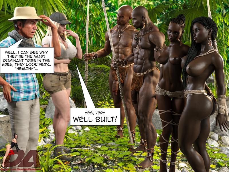 """Anthropologist's Dedication"" mini  comic coming to Patreon next week"