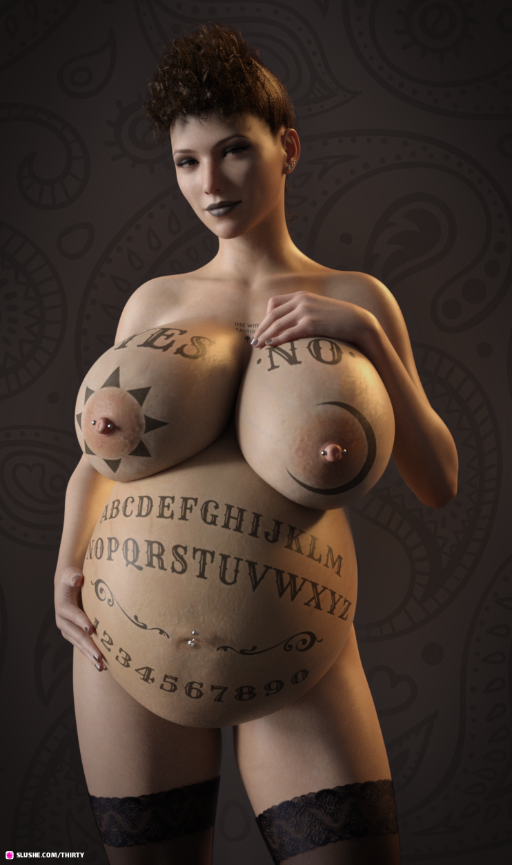 Ouija Belly
