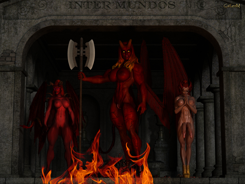 Hell's New Pit Fiends