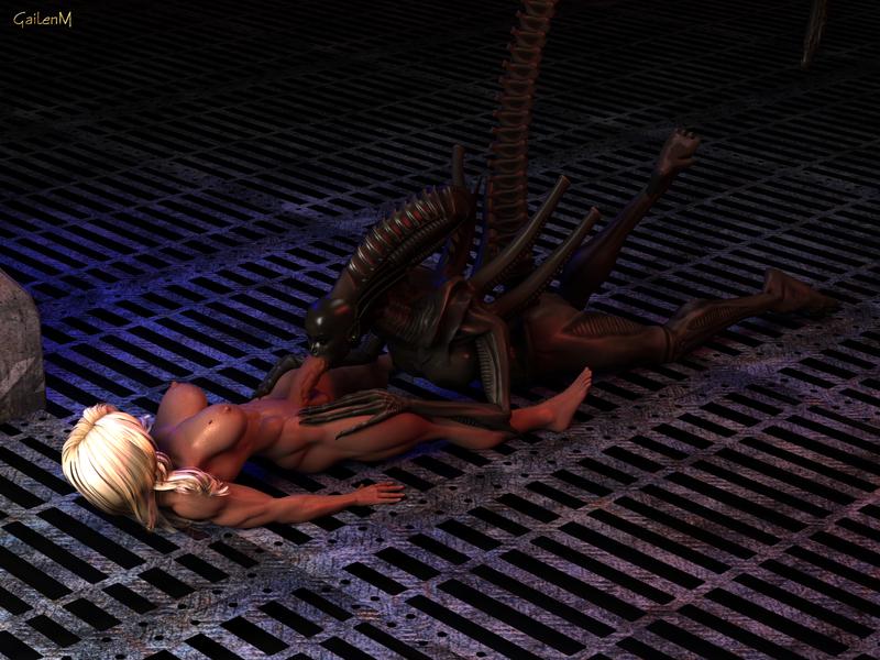 Alien vs Futa