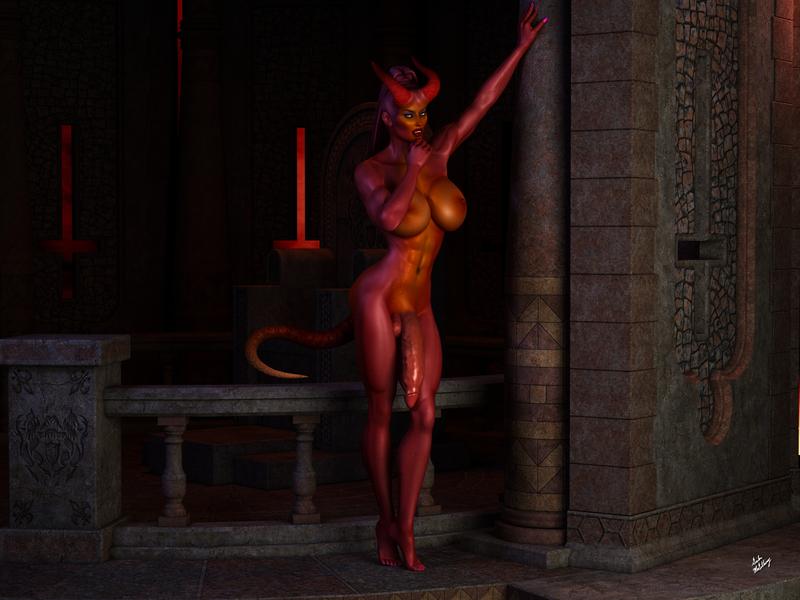 Devilish Looks