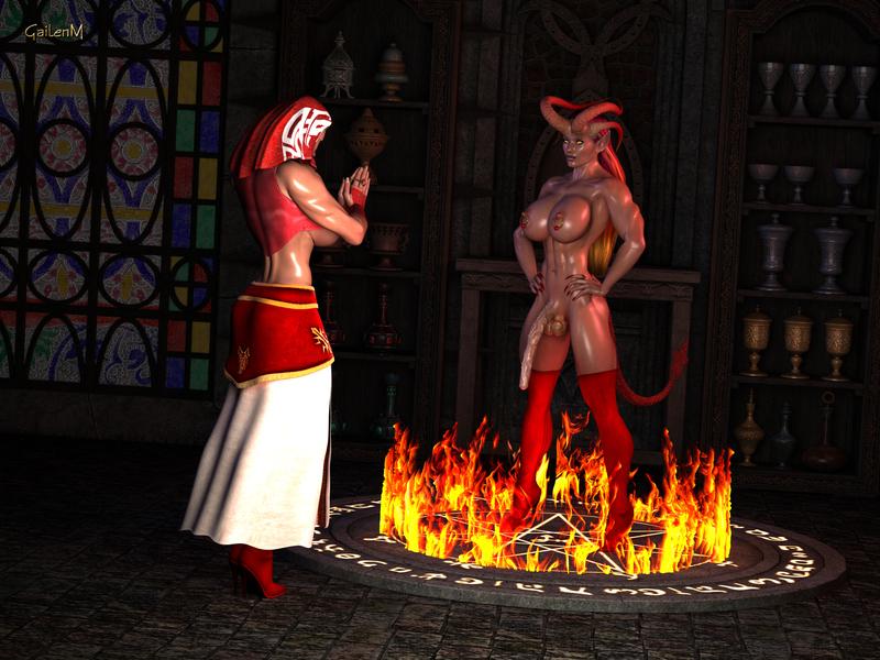 Nun but the Devil