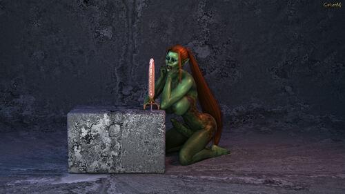 Zhjaeve's Silver Sword Pt1