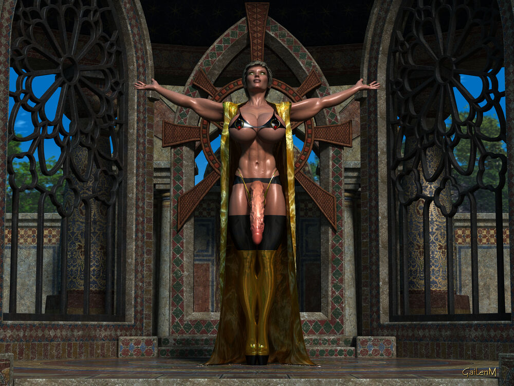 Priestess Gold