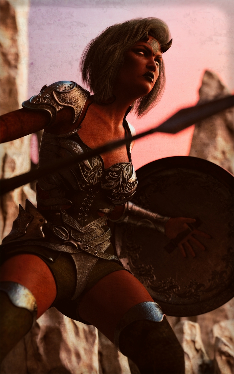 Spear (Zavia)