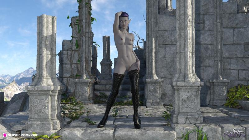 Nylyssa - Ruins