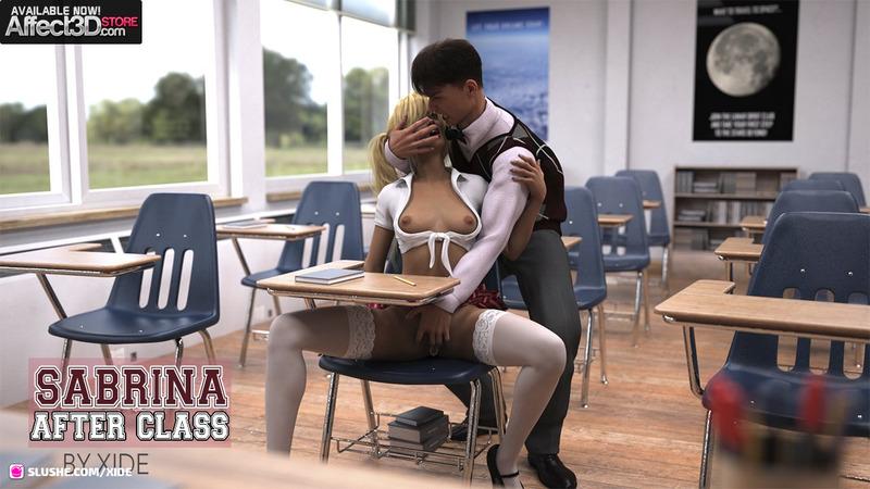 Sabrina - After Class