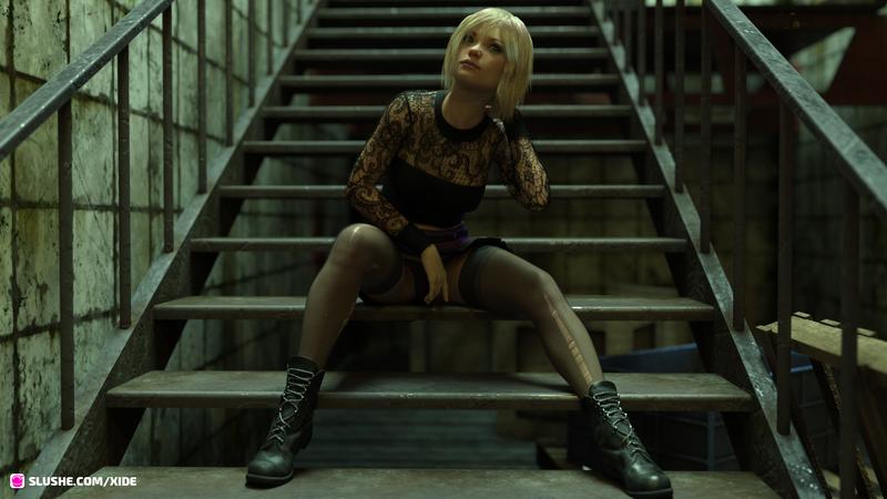 WIP: Stairway to Hayley