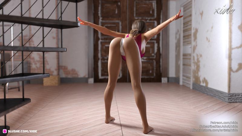 Valentina - Morning Workout