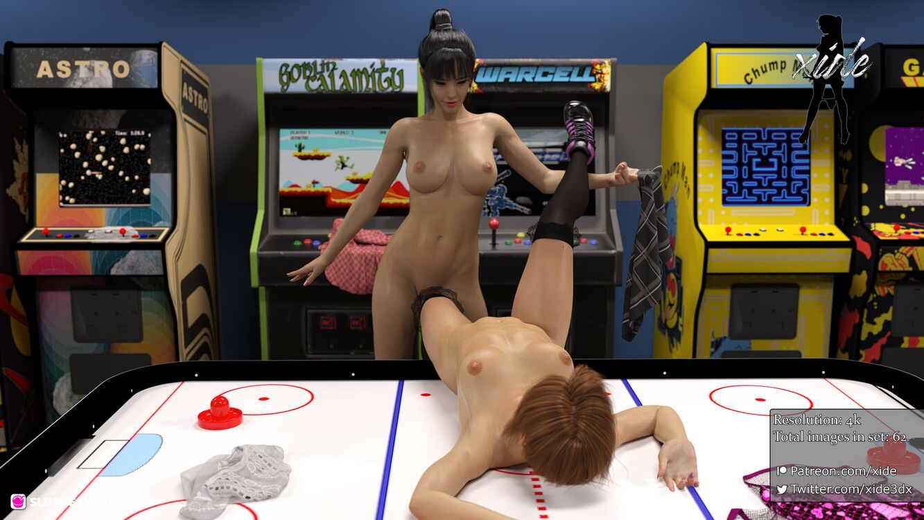 Kazuki and Keiko - Play with me (Part 1)