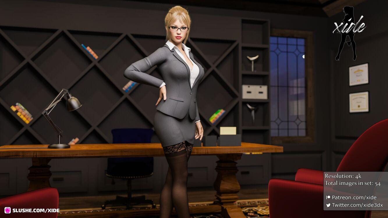 Evelynn - Office solo