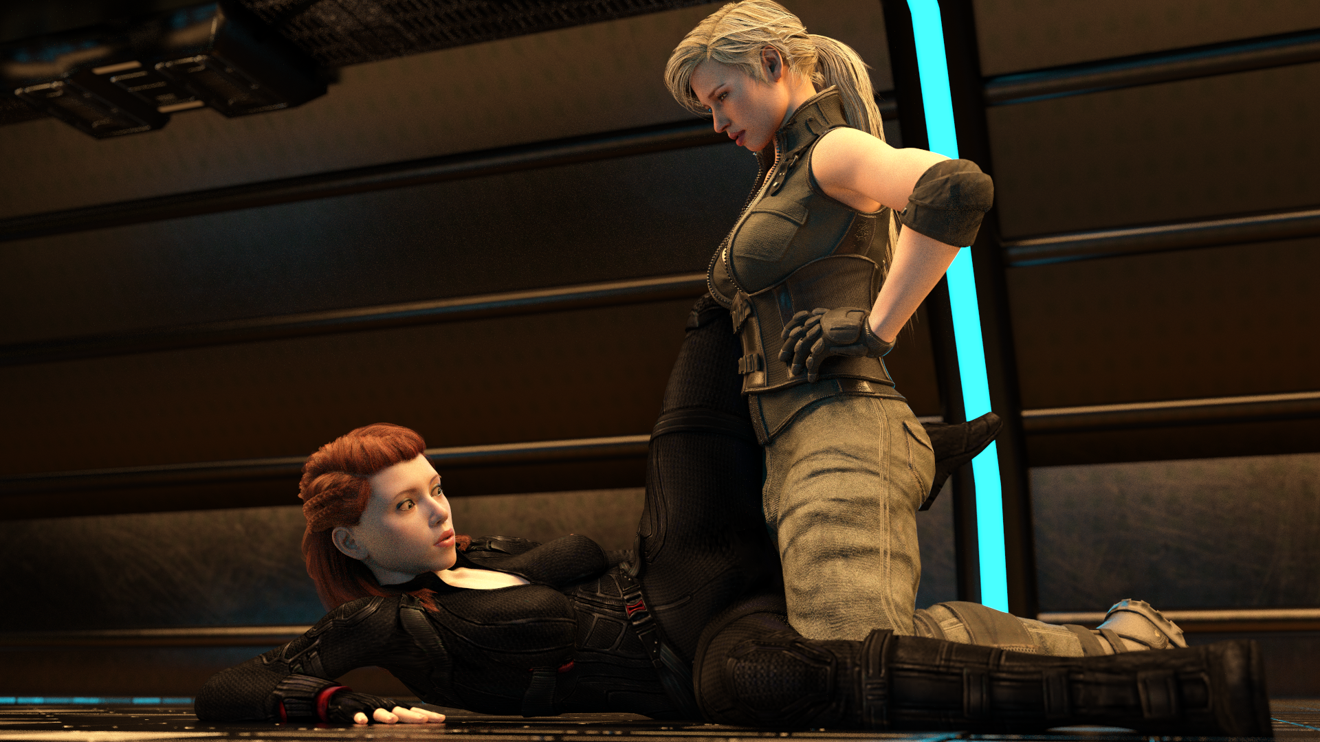 Cassie vs Natasha