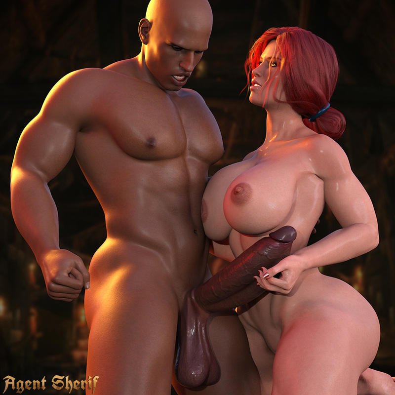 Triss Merigold - Sweet Night