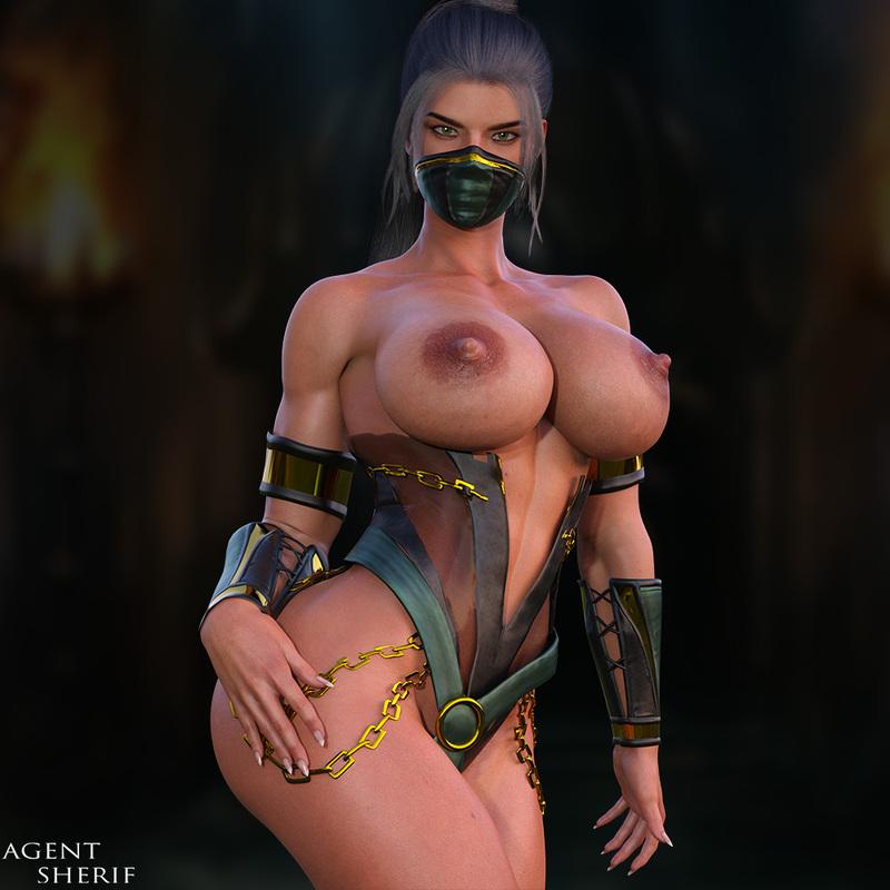 Jade - Mortal Kombat (2)
