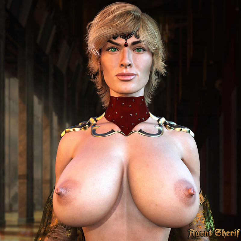 cersei lannister - Big Tits