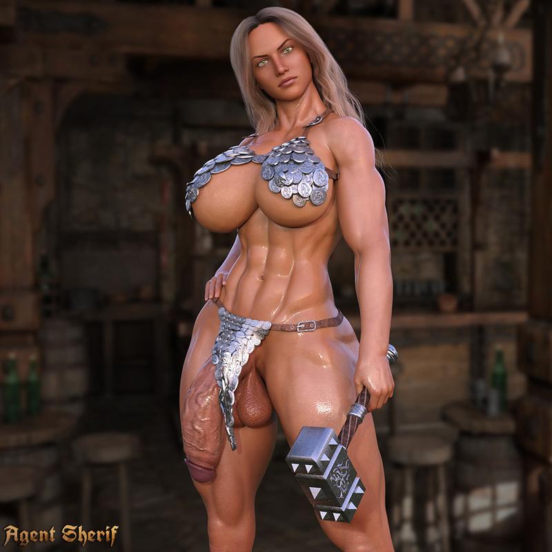 Astrid - Nordic Warrior