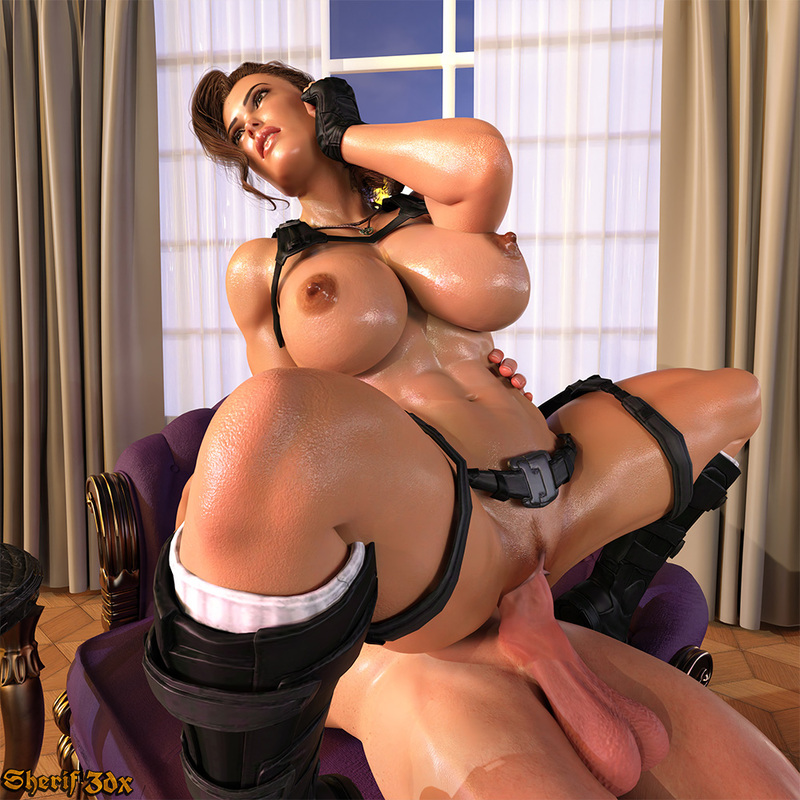 Lara Croft - Hardcore Sex