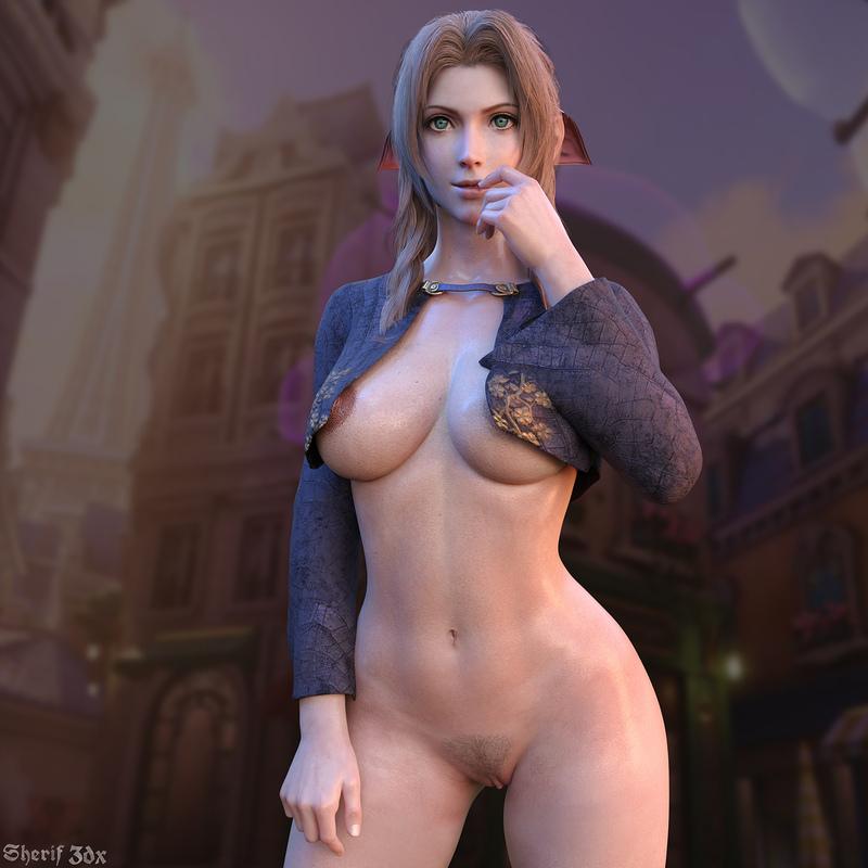 Aerith - Final Fantasy