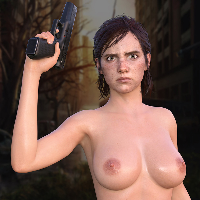 the last of us- Futanari-Normal