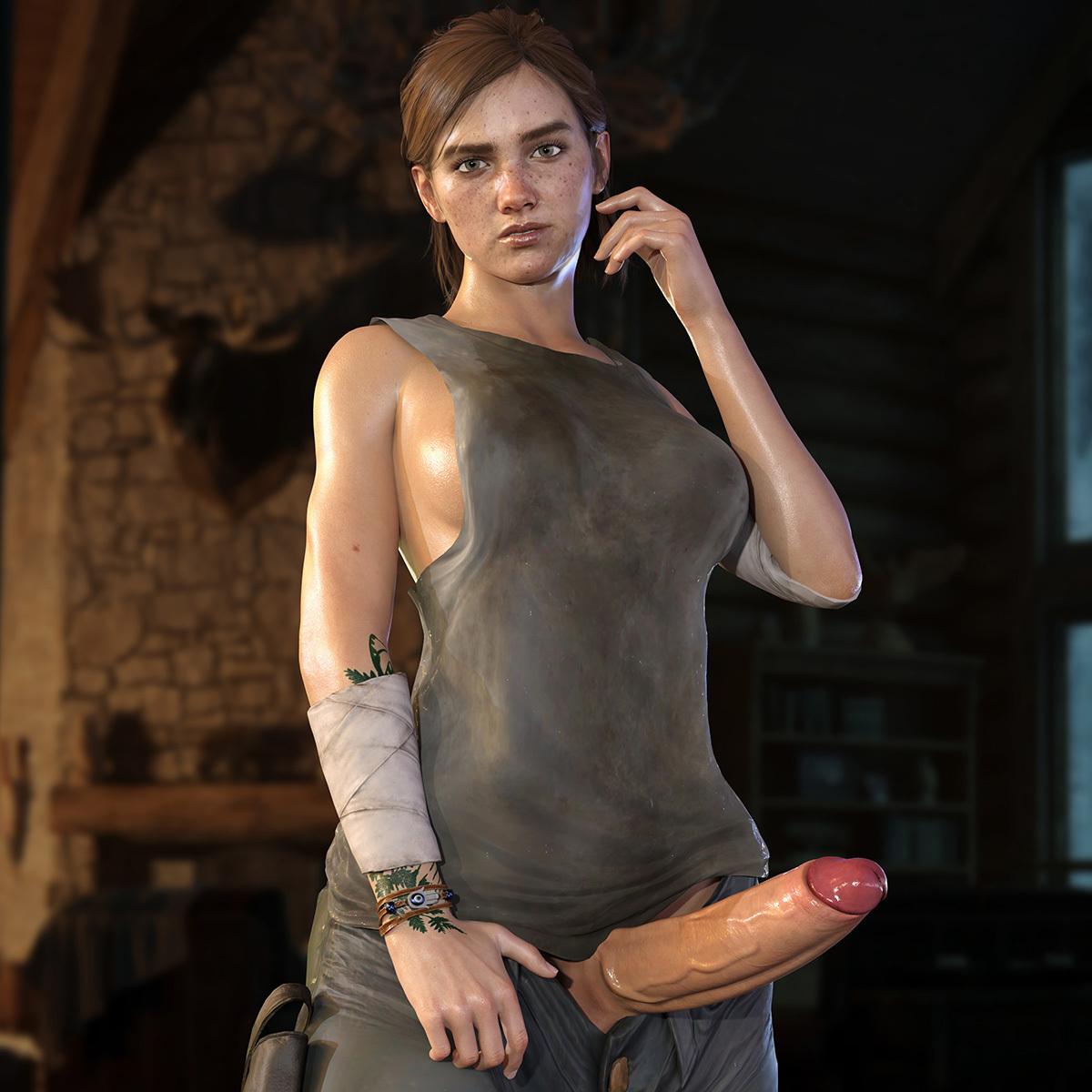 Ellie - The Last Of Us 2 (Futa)