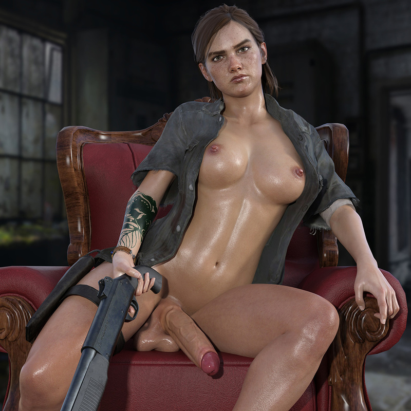 Ellie - The Last Of Us 2 (Futa)