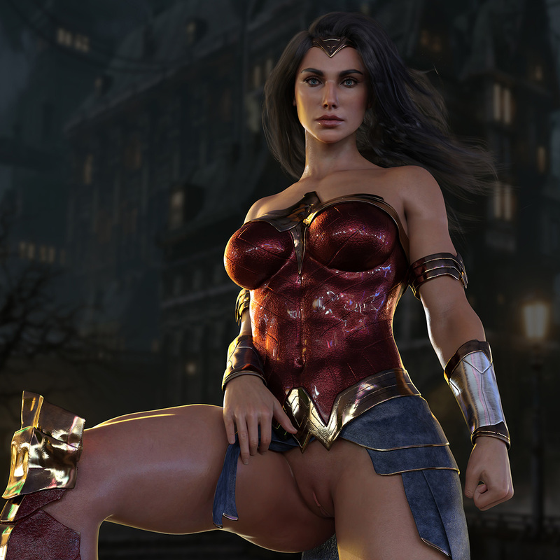 DIANA - WONDER WOMAN