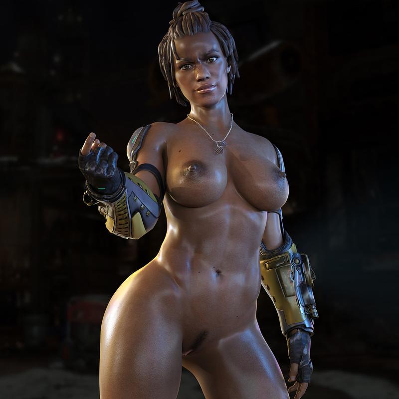 Jacqui Briggs - Mortal Kombat 11