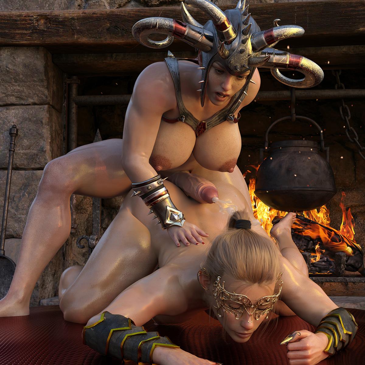 Passion Of Goddesses