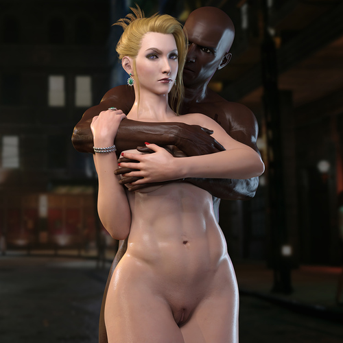 Scarlet - Final Fantasy (Interracial)