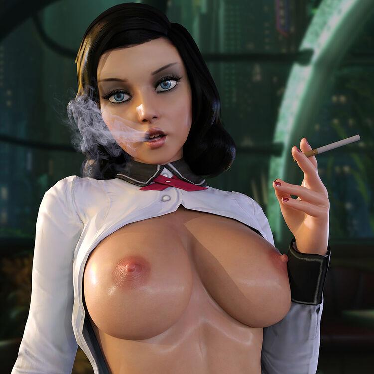 Elizabeth - Bioshock