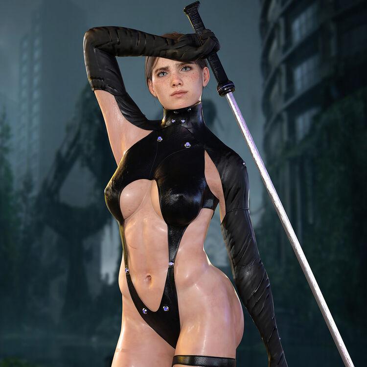 Ellie - Assassin (TLOU2)