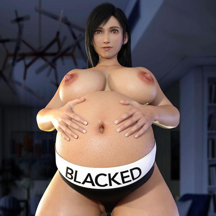 TIFA LOCKHART - BLACKED 2