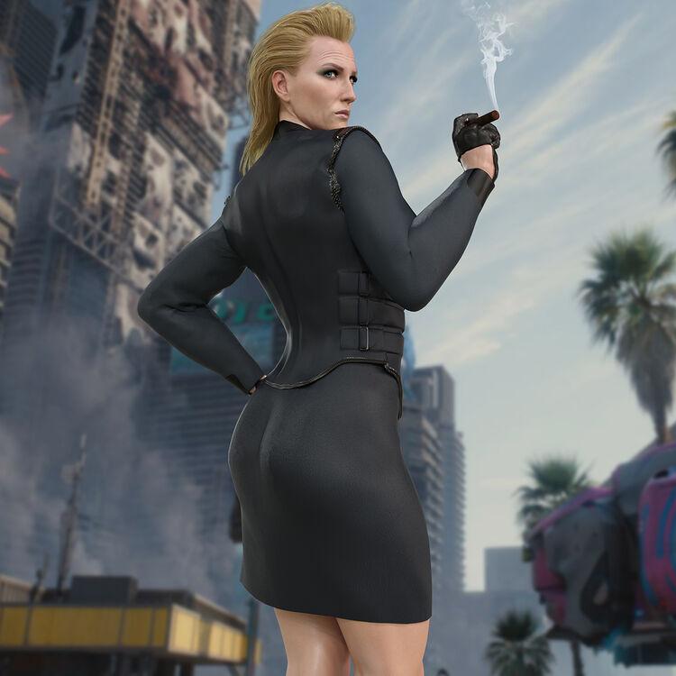 Meredith Stout - Cyberpunk2077
