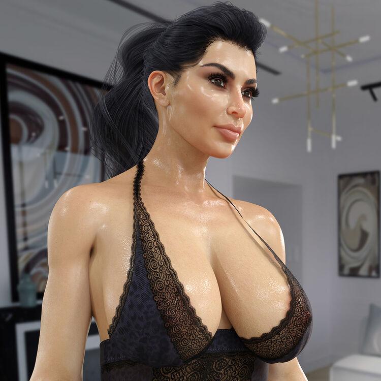 Kim Kardashian - Sexy