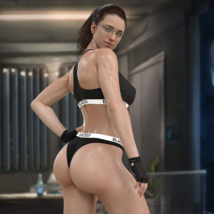 Mama - (Blacked Outfit)