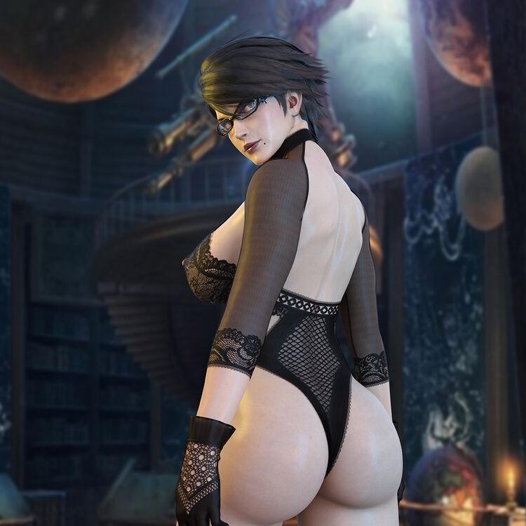Bayonetta - Sexy Outfit