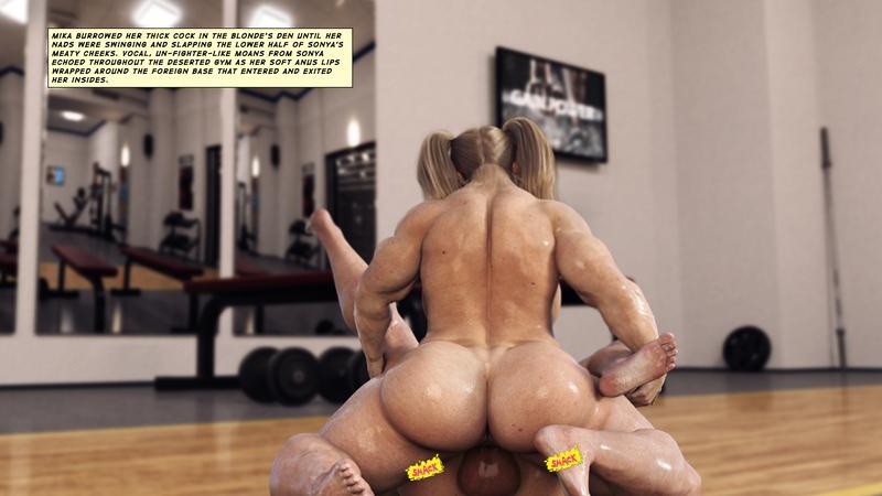 Sweat & Sacrifice - Sonya vs R. Mika