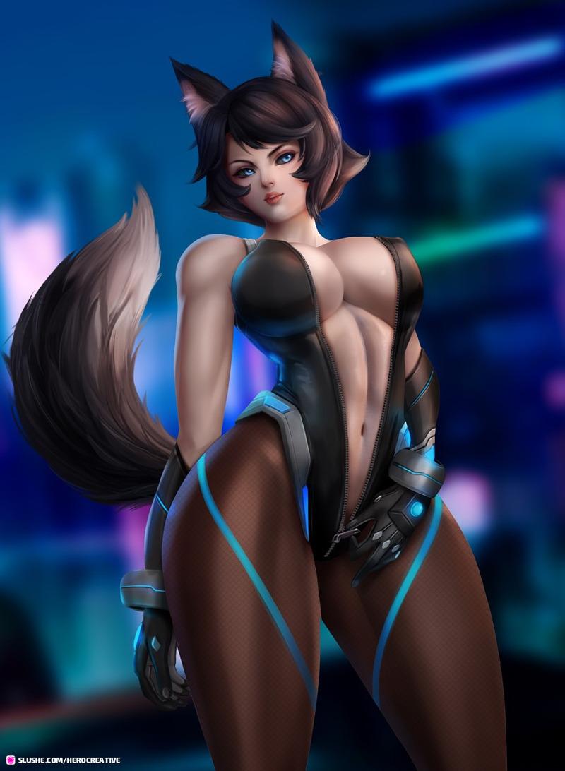 Foxy Lady Aria