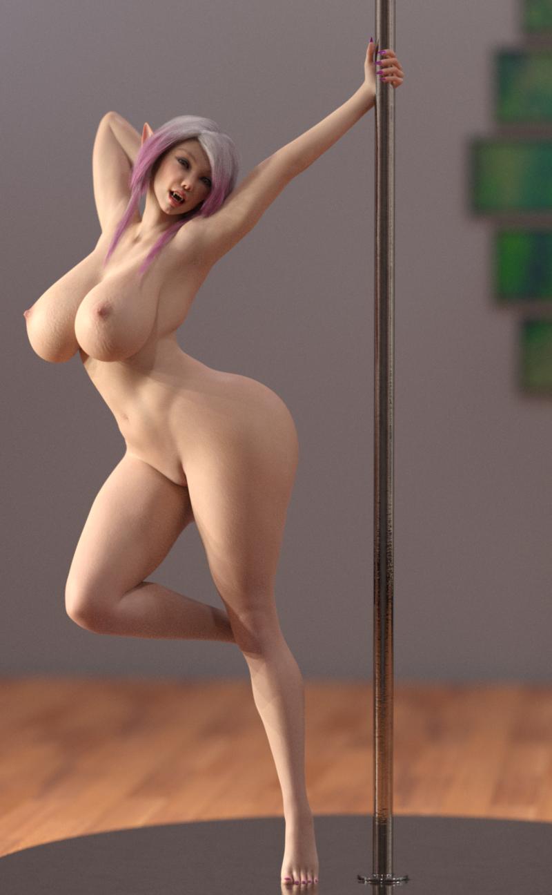 Syrah Pole Fun