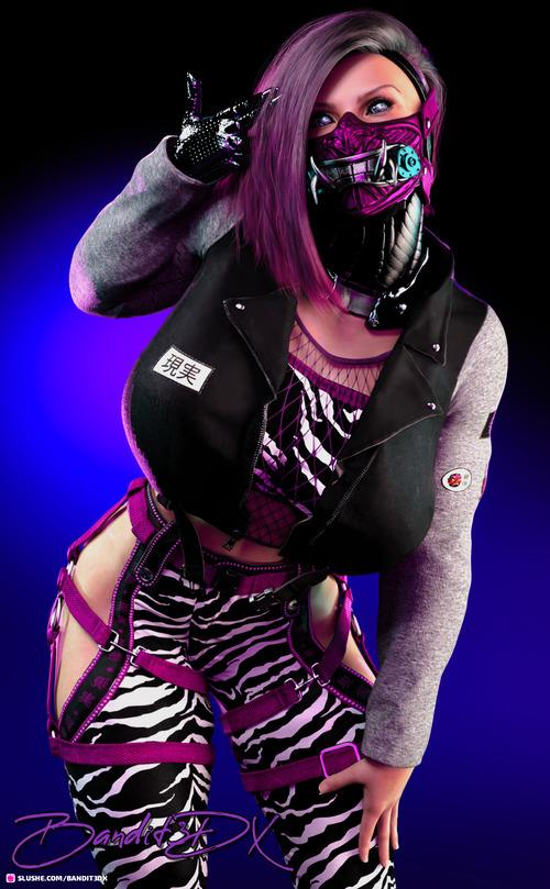 CyberGirl (updated)